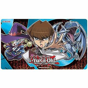 Yu-Gi-Oh!-Juego de cartas-Alfombra de juegos-Chibi-Kaiba ...