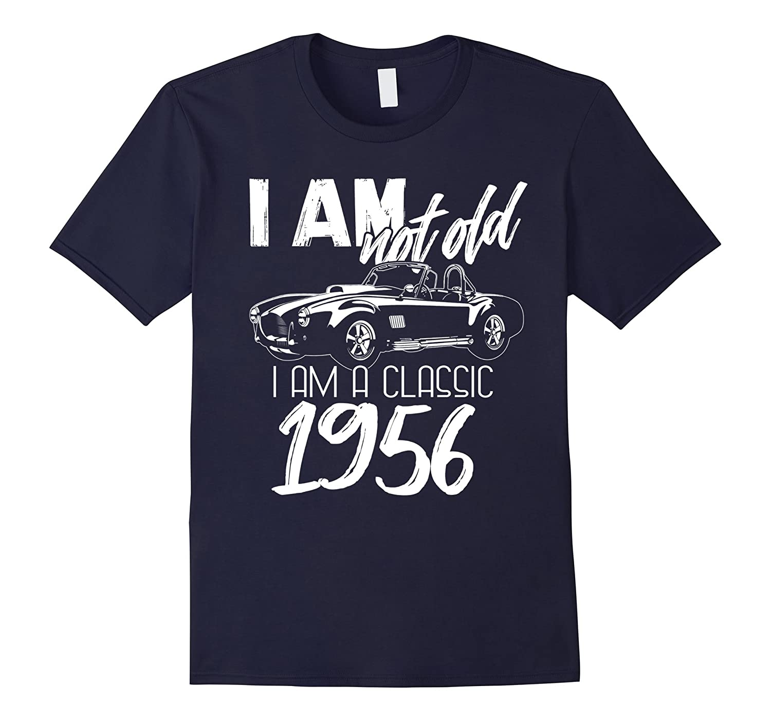 61 Years old Gifts Classic 1956 – 61th Birthday Gift T-Shirt