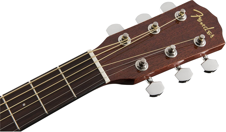 FENDER GUITARRA ELECTROACÚSTICA CC60SCE SOLID NATU: Amazon.es: Instrumentos musicales