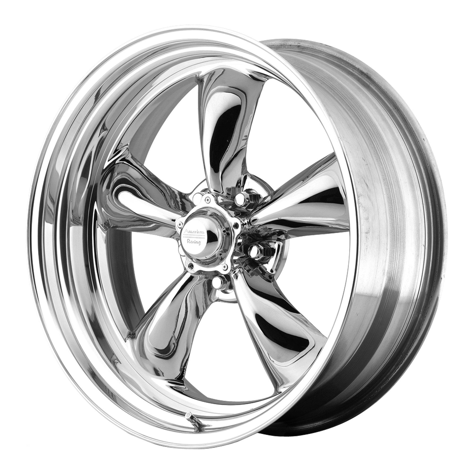 American Racing VN815 Torq Thrust II 1-Piece PVD Wheel (20x10''/5x120.7mm, +6mm offset)