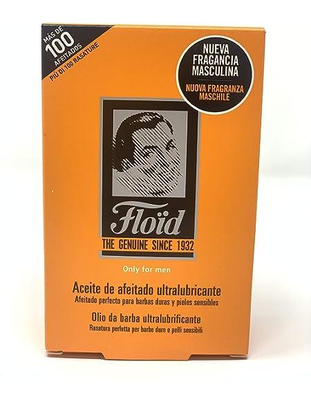 FLOID 7209097000 - Aceites afeitado, 50 ml, Negro: Amazon.es: Belleza