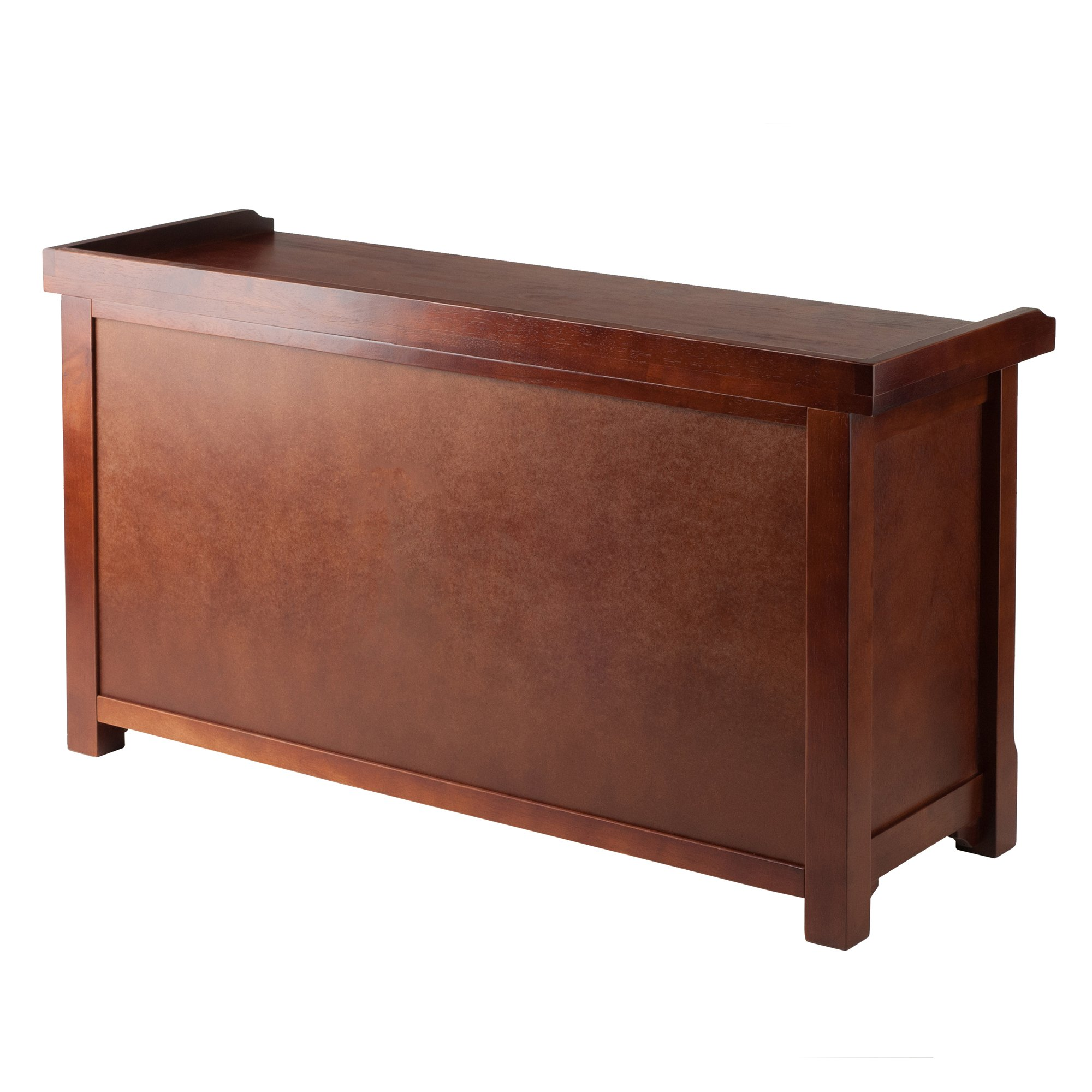 Winsome Wood Storage Hall Bench