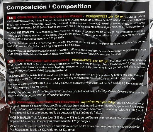 Vitobest Monster Gainer 2200 Sabor Vainilla - 1500 gr: Amazon.es: Salud y cuidado personal
