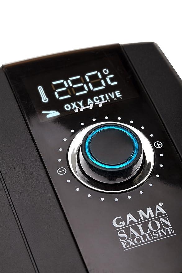 Gama Italy Professional si0601 Plancha para el pelo: Amazon.es: Salud y cuidado personal