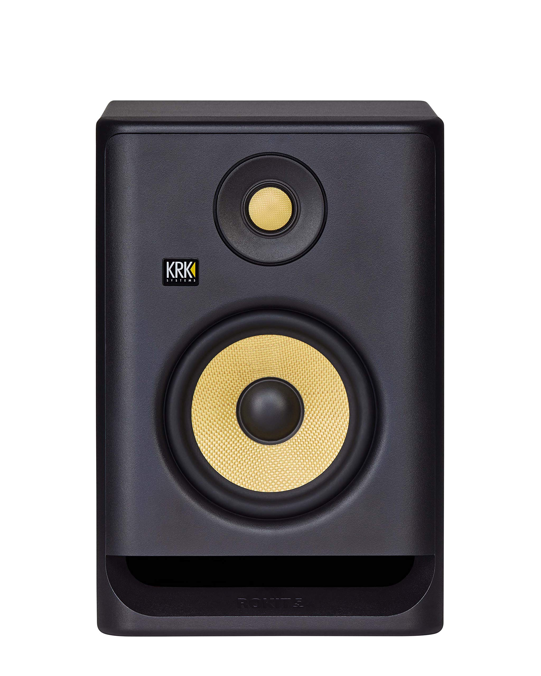 KRK RP5 ROKIT 5 G4 Professional Bi-Amp 5'' Powered Studio Monitor