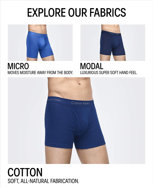 Calvin Klein Men's Cotton Classics Multipack Briefs at  Men's Clothing store
