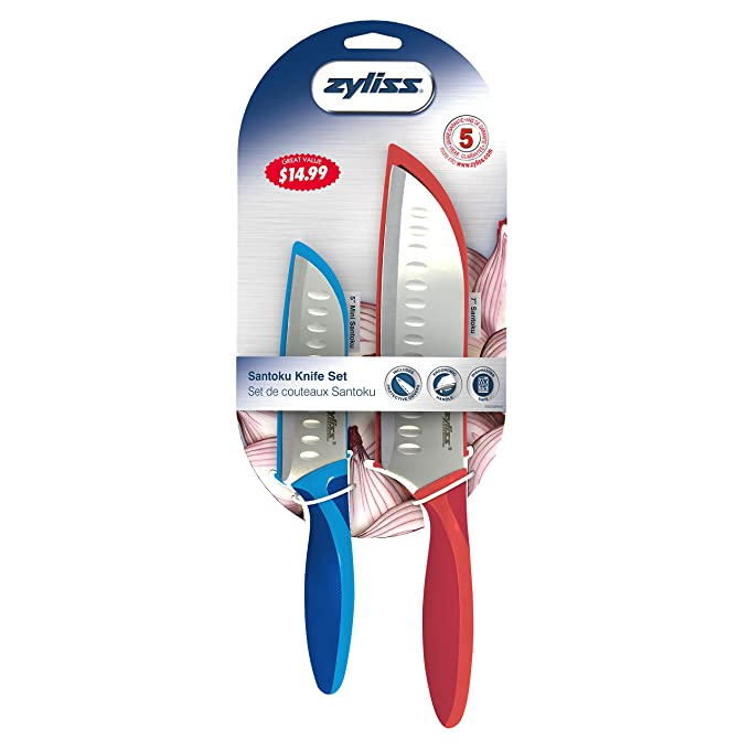 Amazon.com: Zyliss - Cuchillo de pelar (3.5 in), Total 1 ...