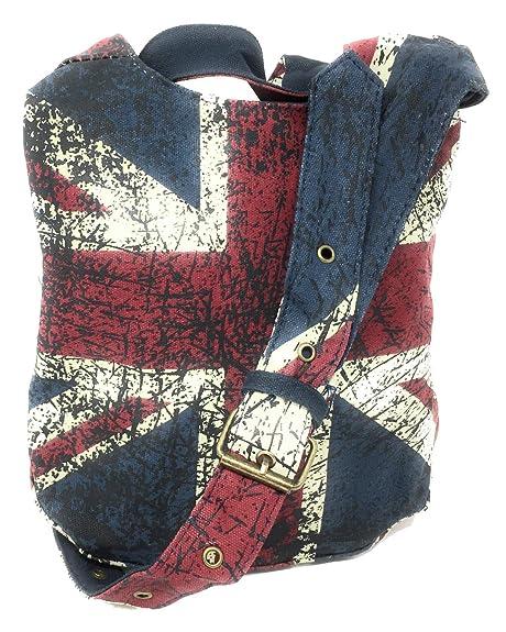 Amazon.com: Robin Ruth Bolso bandolera con diseño de bandera ...