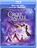 Le cirque du soleil : worlds away [Combo Blu-ray 3D + Blu-ray 2D]