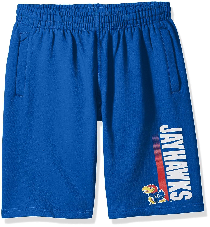 Royal blueee XLarge NCAA Mens CVC Fleece Short