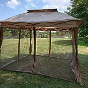 MFH camping-mosquitera carpa forma protección contra insectos verde oliva 200x150x100cm