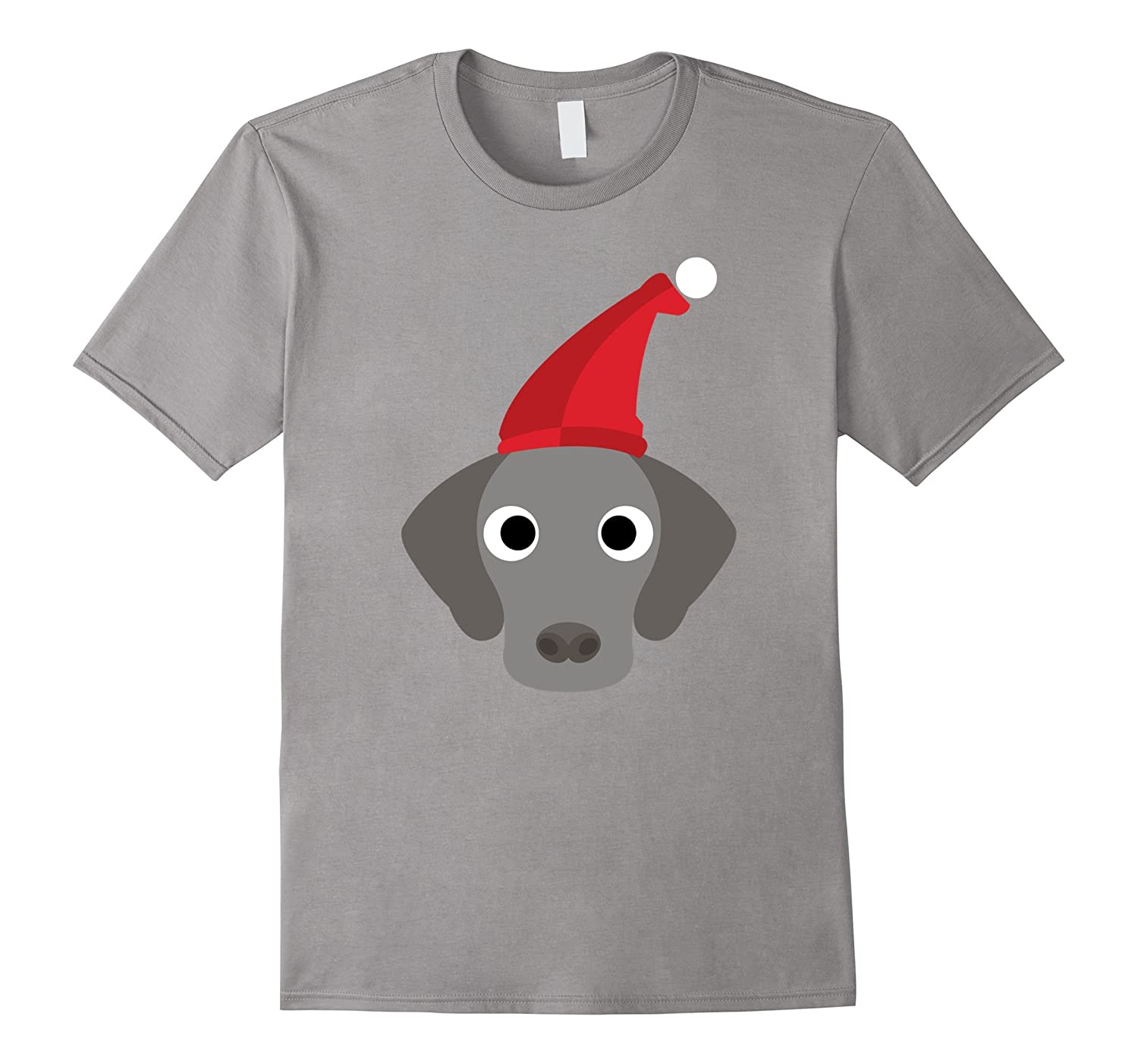 Weimaraner ugly christmas gifts dog lover t shirt-ANZ