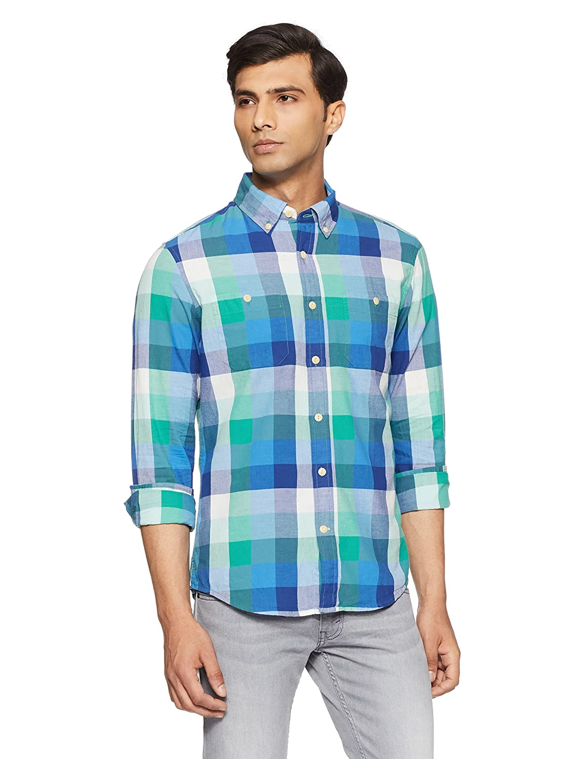 Tommy Hilfiger Mens Casual Shirt Amazon Clothing Accessories