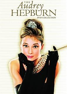 The Audrey Hepburn Dvd Collection Roman Holiday Sabrina Breakfast At Tiffanys