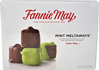 product image for Fannie May Chocolate Candy (Mint Meltaways, 14oz)