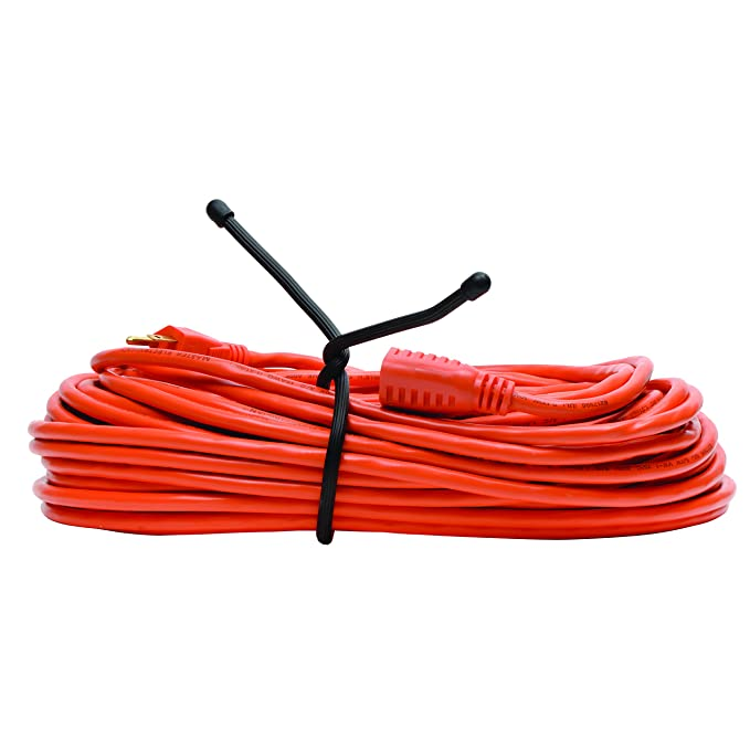 Nite Ize Original Gear Tie, Reusable Rubber Twist Tie, 18-Inch, Bright Orange, 2 Pack, Made in the USA - Ratchet Tie Downs - Amazon.com