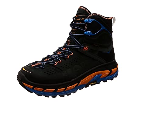 15d4d7d1026 Hoka One One Tor Ultra Hi WP Anthracite Orange Clown Fish