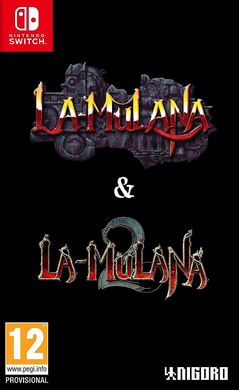 La Mulana 1 & 2 - Hidden Treasures Edition: Amazon.es: Videojuegos