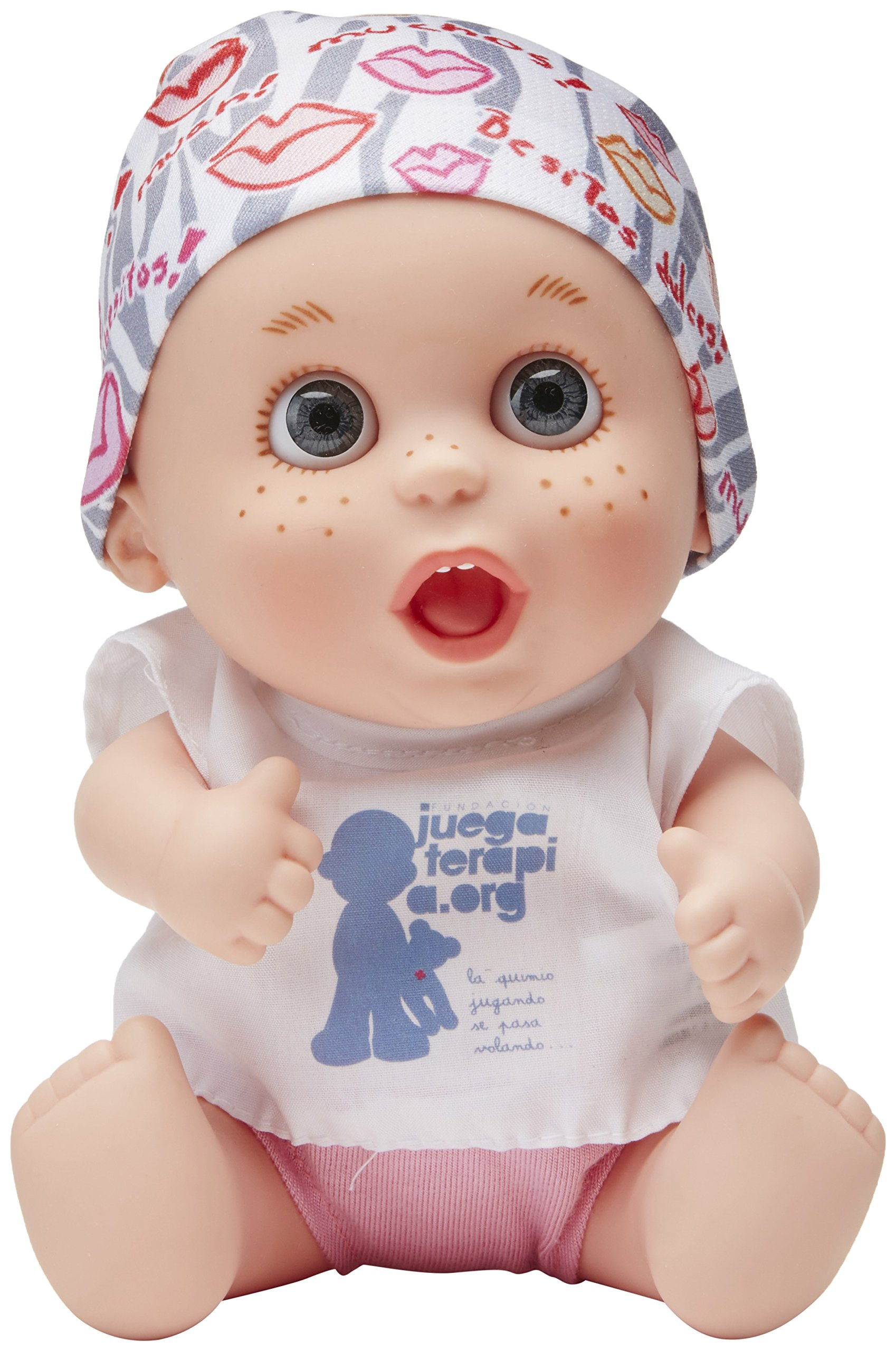 Juegaterapia 0150, Muñeco Baby Pelón Shakira