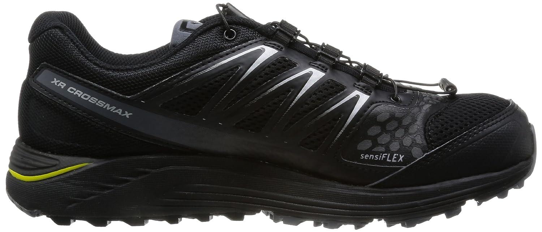 SALOMON XR Crossmax 2 Zapatilla de Running Caballero, Negro