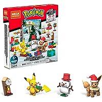 Mega Construx Pokemon Holiday Advent Calendar [2020]