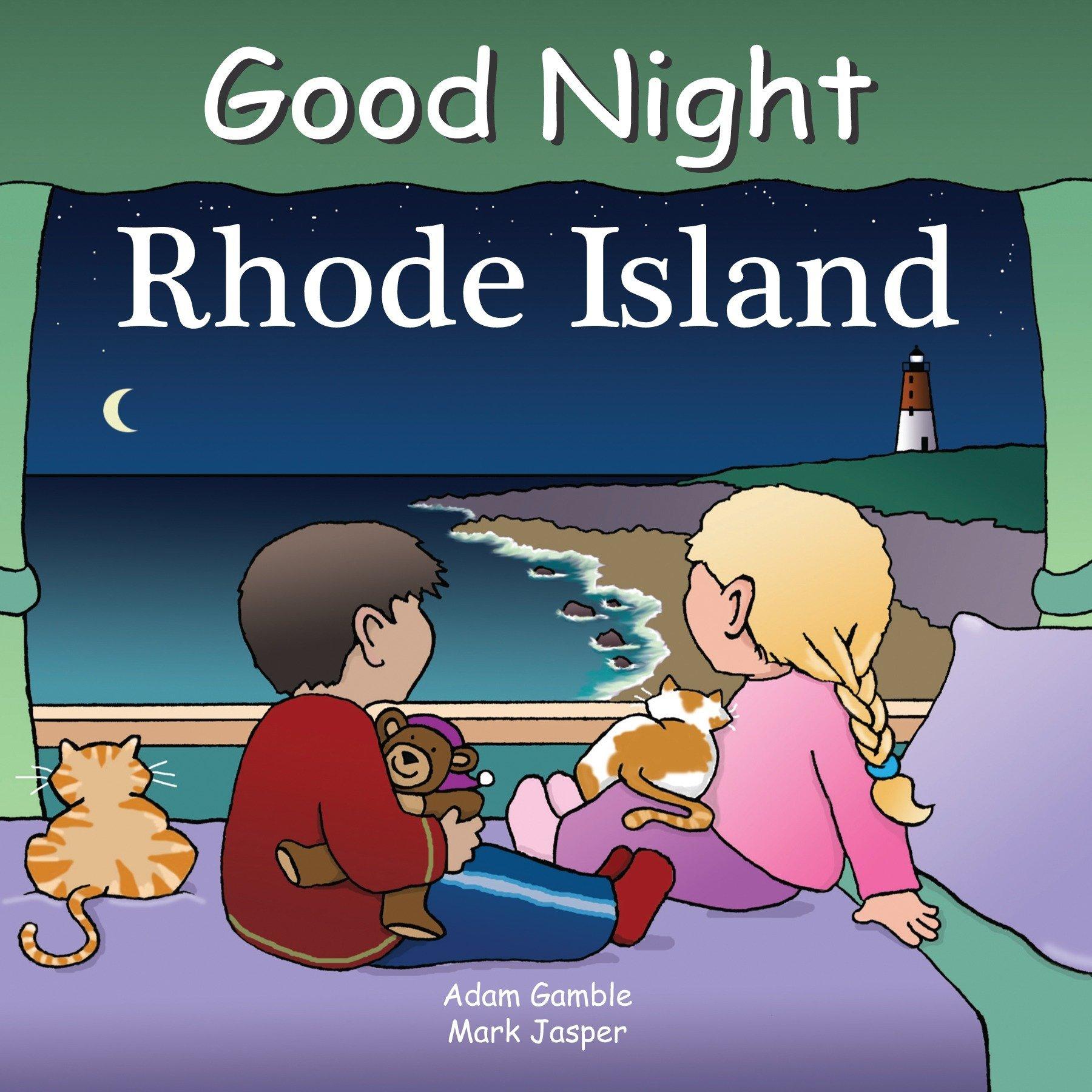 Good Night Martha's Vineyard (Good Night Our World)