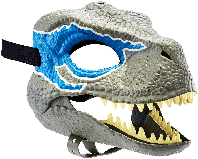 expédition gratuite achat authentique la vente de chaussures Jurassic World Basic Velociraptor Blue Mask: Amazon.co.uk ...
