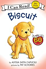 Biscuit (My First I Can Read) Kindle Edition