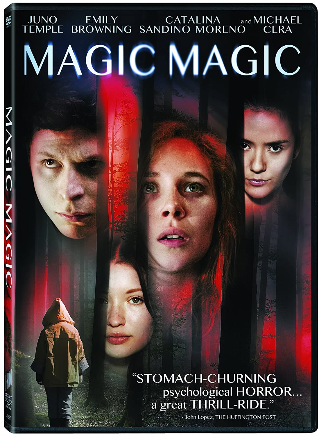 Juno Temple Magic Magic - 2013 HD