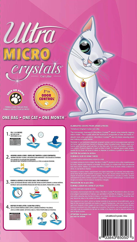 Amazon.com: Ultra Pet Ultra arena para gatos: Mascotas