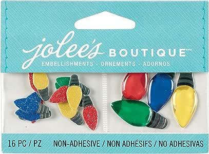 Jolee's Boutique Scrapbooking Embellishments, Christmas Lights