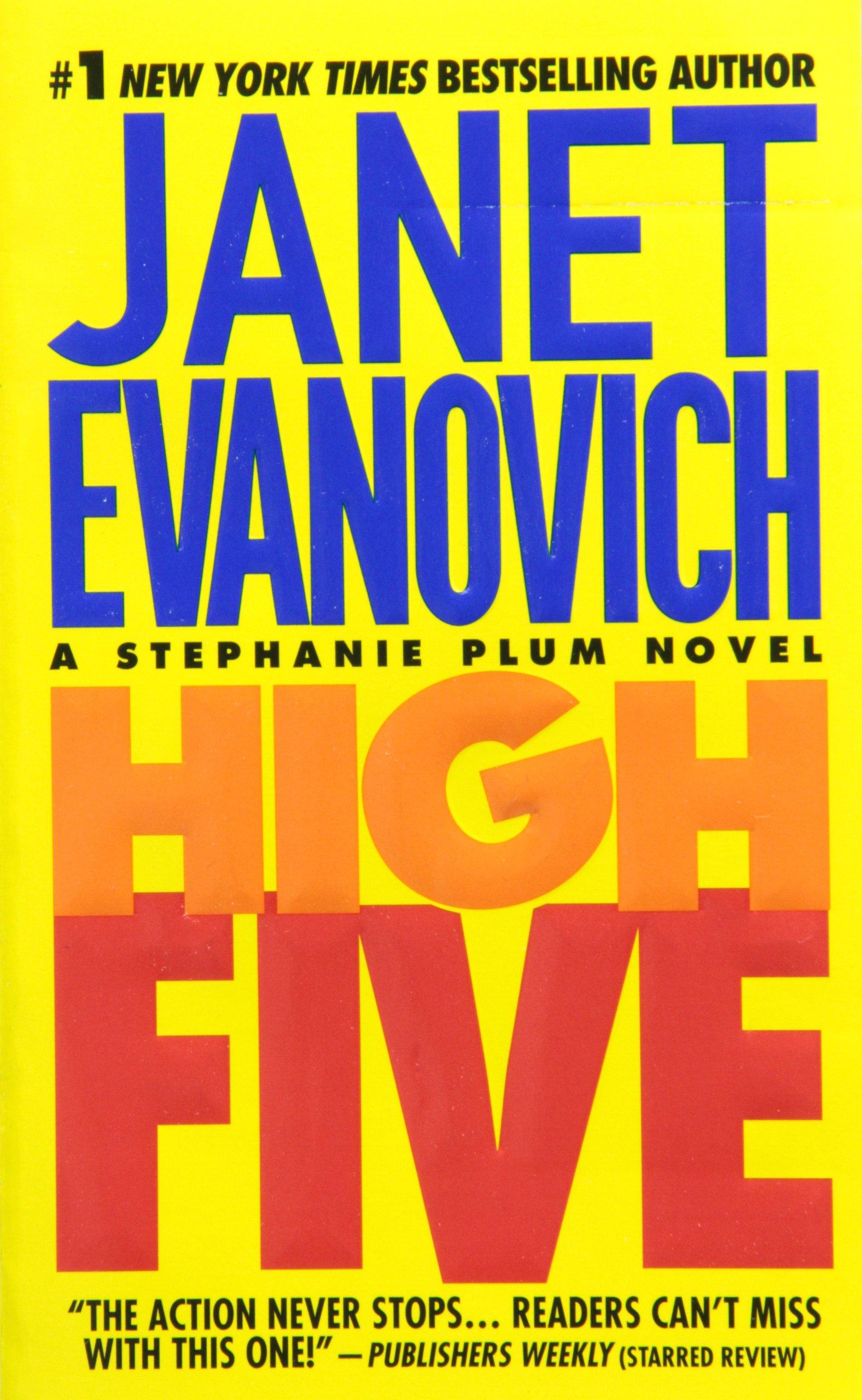 Download High Five (Stephanie Plum, No. 5) (Stephanie Plum Novels) PDF