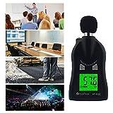 HOLDPEAK 30-130dBA LCD Digital Sound Level Meter