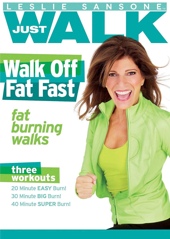 Leslie Sansone: Walk Off Fat Fast 30551252 Fitness/Self-Help Movie Exercise & Fitness
