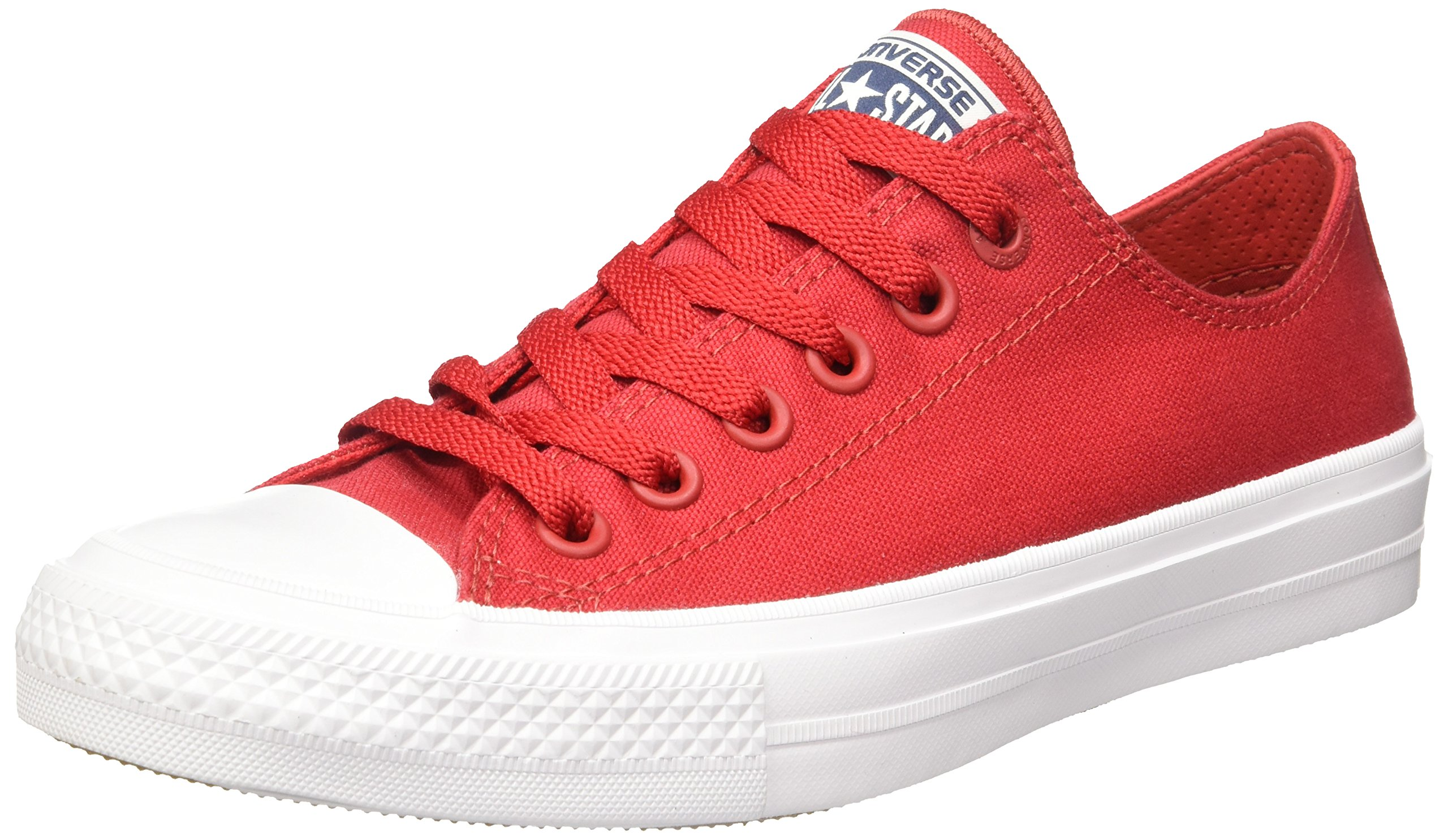 f2baa0b43e9526 Converse Chuck Taylor All Star Core Ox Salsa Red   White 12 M US