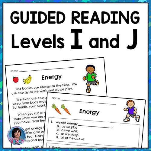 This Guided Reading Comprehension Packet, Which Includes 15 Reading Passages,  Is Designed To Help Kids Work Toward The Goals Of Reading Levels I And J  (DRA Levels 16 - 18) Text And Answering Text-based Questions. Four Multiple  Choice Questions And