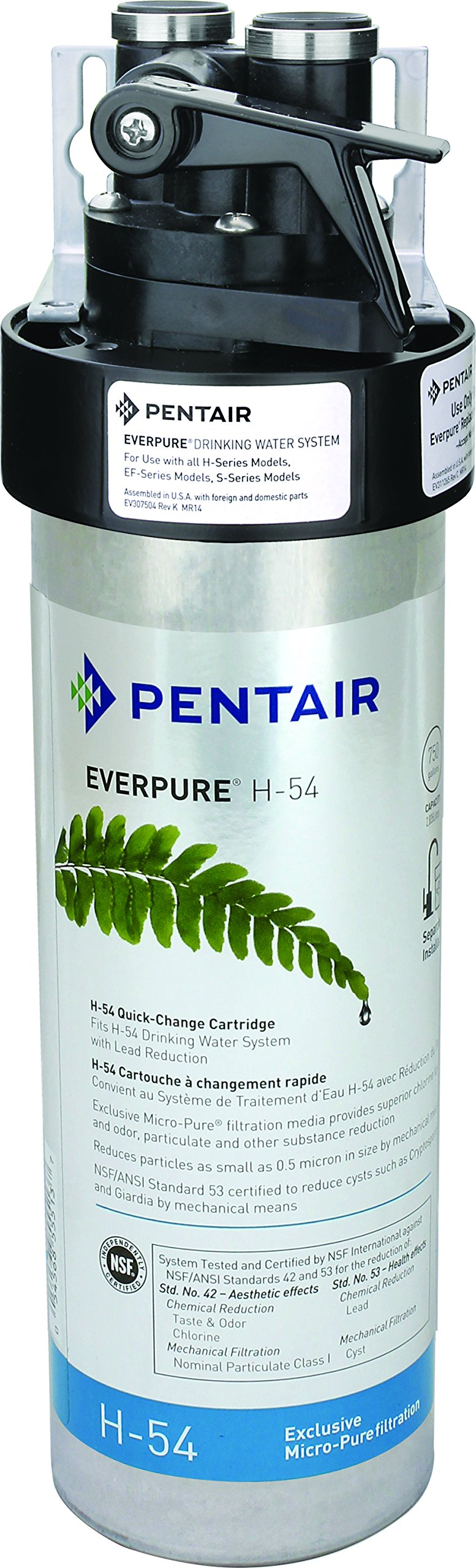 Everpure H-54 Drinking Water Filter System (EV9252-67)