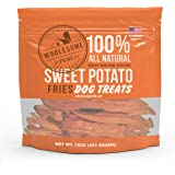 Wholesome Pride Pet Treats Sweet Potato Fries Dog Treats