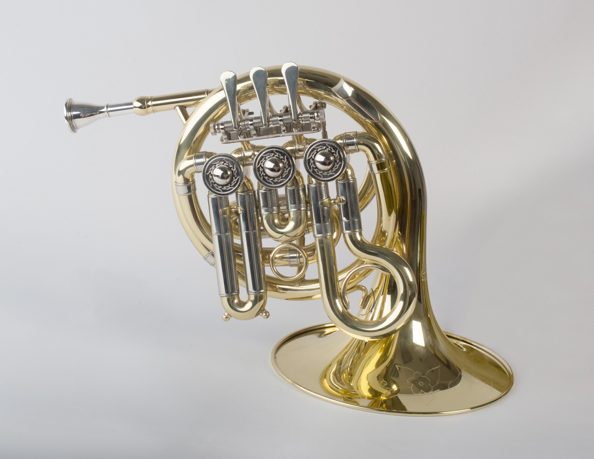 TEMPEST AGILITY WINDS MINI POCKET FRENCH HORN in Bb