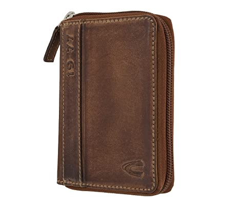 camel active Monedero, marrón (marrón) - 247 705 29: Amazon ...