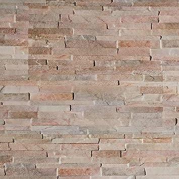 Wandverkleidung Steinoptik Holzoptik 3d Wandpaneele Aus Eps Schaumstoff Styropor Kunststoff Steinpaneele Hd Printed Wandplatten Wandverblender Fur Innen Creme Mischfarben Amazon De Baumarkt