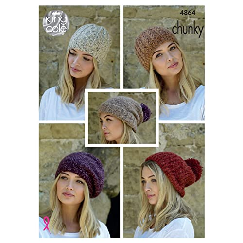 Knitted Hat Patterns Amazon