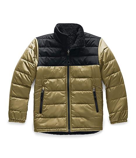 e613c2c52 The North Face Kids Boy's Reversible Mount Chimborazo Jacket (Little  Kids/Big Kids)
