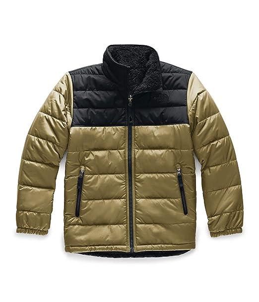 a4b2f2a7a The North Face Kids Boy's Reversible Mount Chimborazo Jacket (Little  Kids/Big Kids)