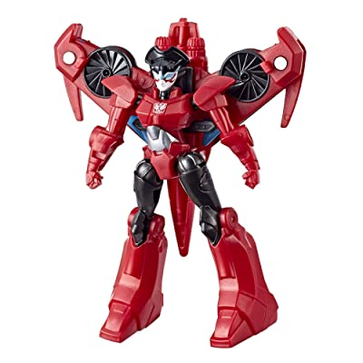 Transformers E1896 Cyberverse Scout Class Wind Blade Action Figures: Toys & Games