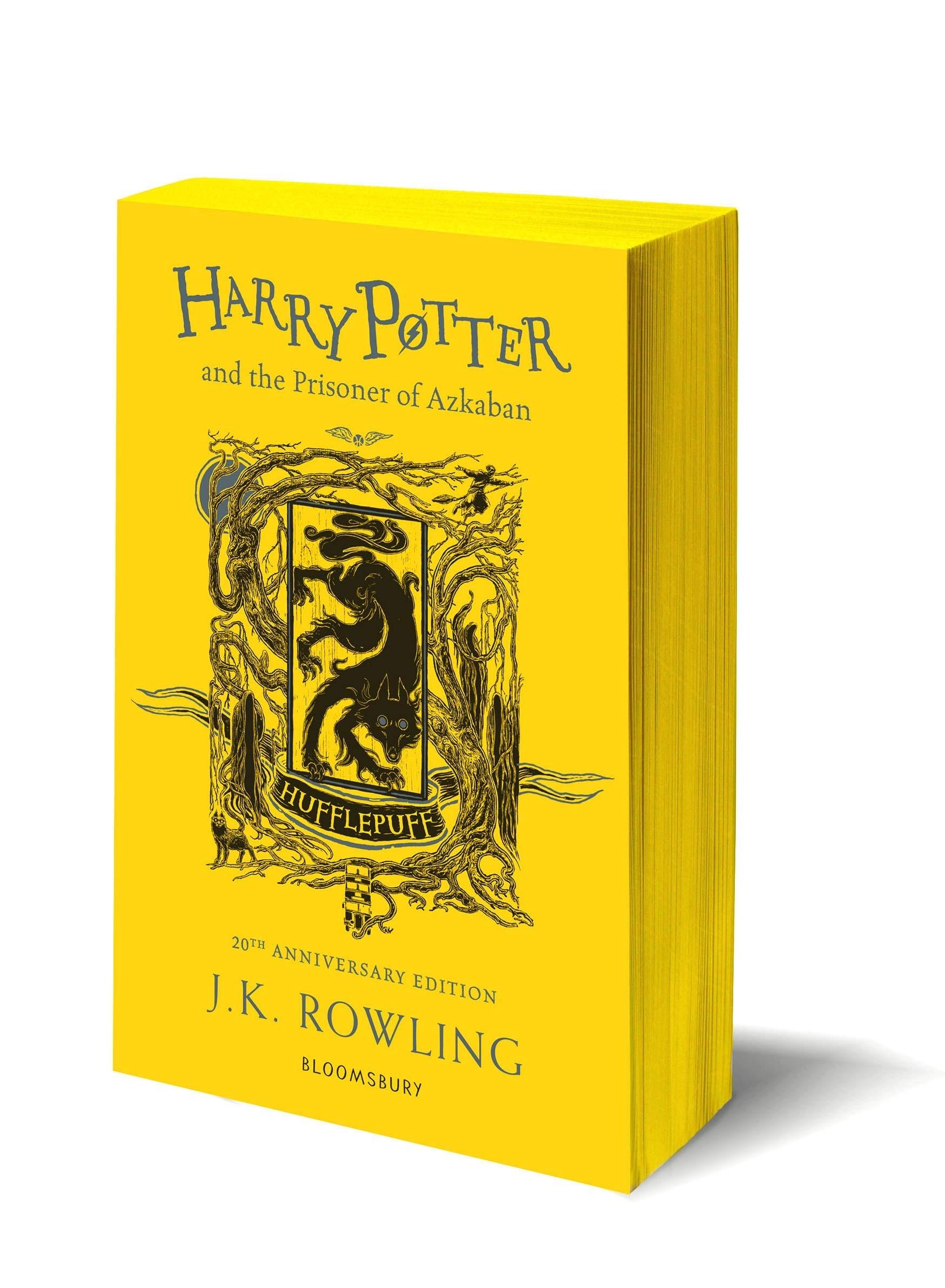 Harry Potter And The Prisoner Of Azkaban - Edición Hufflepuff ...