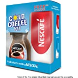 Nescafe Classic Jar, 50g with Free Shaker (Red/Blue)