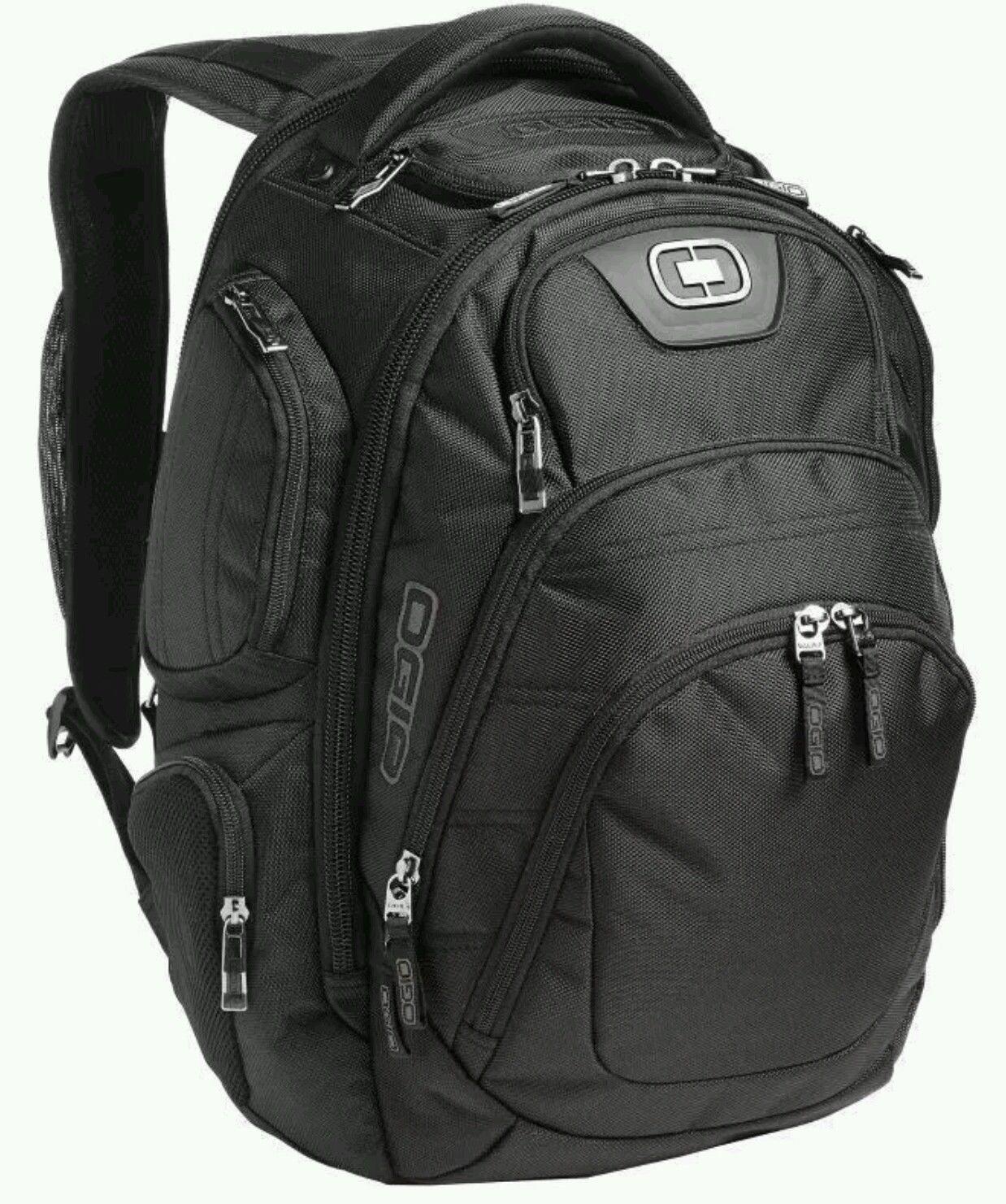 OGIO 411067 Stratagem, Computer Laptop/MacBook Pro Backpack, Black by OGIO