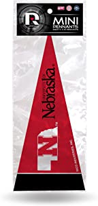 Rico Industries NCAA Unisex 8-Piece 4-Inch by 9-Inch Classic Mini Pennant Décor Set