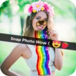 Snap Filters And Stickers square